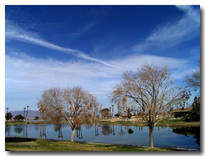 Lake - wide angle