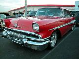1957 Pontiac - taken at Donut-Derelicts Sat. Morn meet