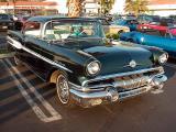 1957 Pontiac Starchief - Pasadena Fuddruckers Sat. Nite cruise