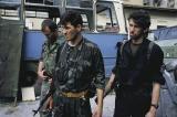 Three factions: HVO, Bosnian Army, HOS