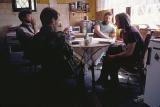 Kitchen table, UN press center, Vitez