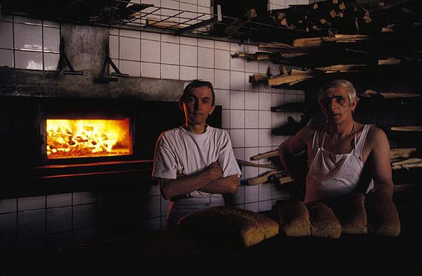 Bakers, Sarajevo