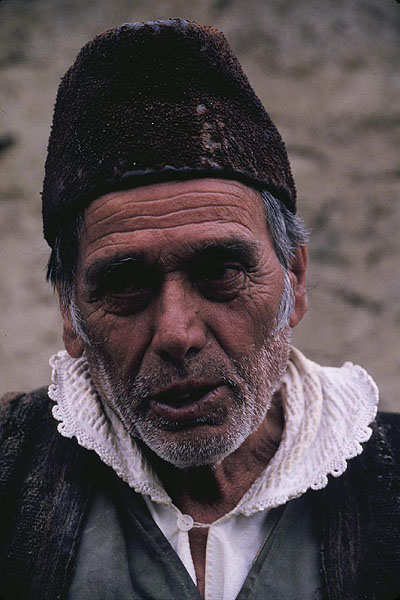 Croatian man, Miletici