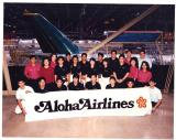 AQ Advanced Explorers @ the Boeing Manufacturing Plant in Everett, Wash. 1991