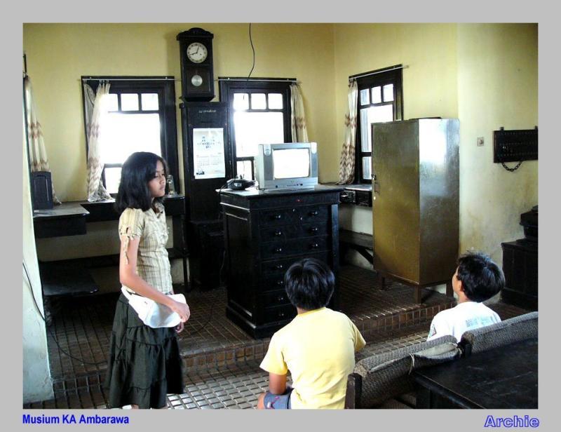 Ambarawa Train Moseum