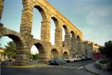Acueducto Romano, Segovia, built by Trajan in the 1st C.