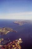 Entrance to Sydney Harbour from over Manly
