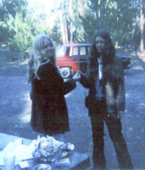 Sally and Rachele