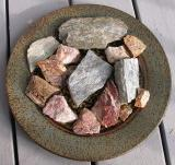 Rocks, Bark & Clay