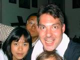 With some of my CSUN ESL students in 1999