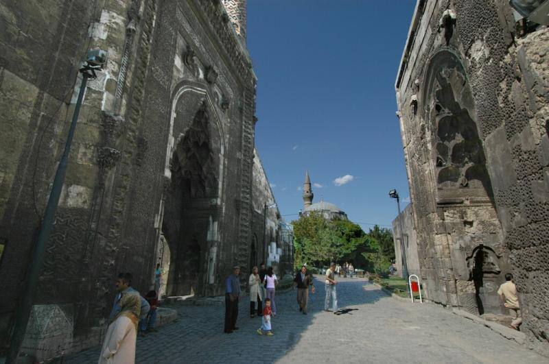 Sivas Cifte Minaret and Sifaye medrese