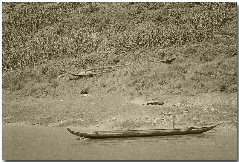 Old boats