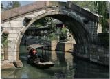 One of the many stone bridges