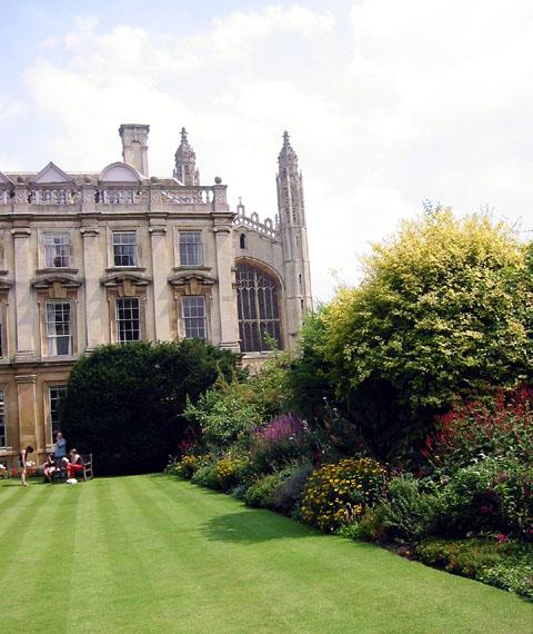 Scholars Garden