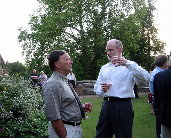 Richard Block & Andrew Wistrich