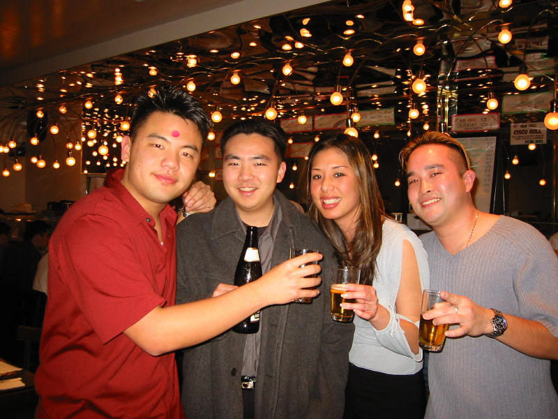 Kev Ryan Kim Cindy and me