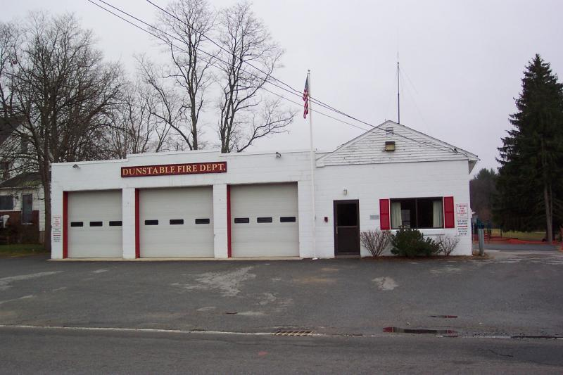 DUNSTABLE  HQ  (on RTE 113)