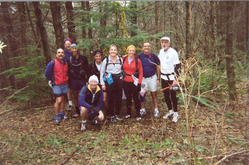 FA 50 Trail Marking 2001