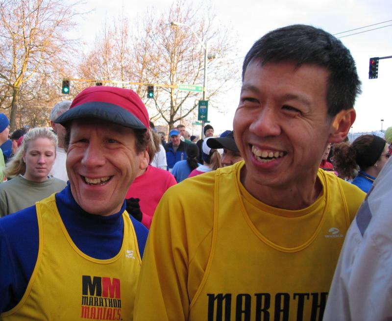 Marc Frommer & Steve Yee