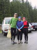 Scott, Peter & Leah