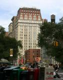 Southeast Corner of Union Square at Broadway & 14th Street