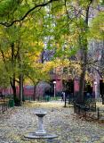 Fall 2004 - Washington Square Park
