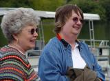 Joann and Brenda
