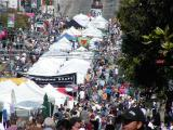 Castro Street Fair - San Francisco - October 5, 2003