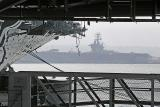 USS Midway Gangplank