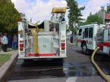 73. firetrucks and firehose