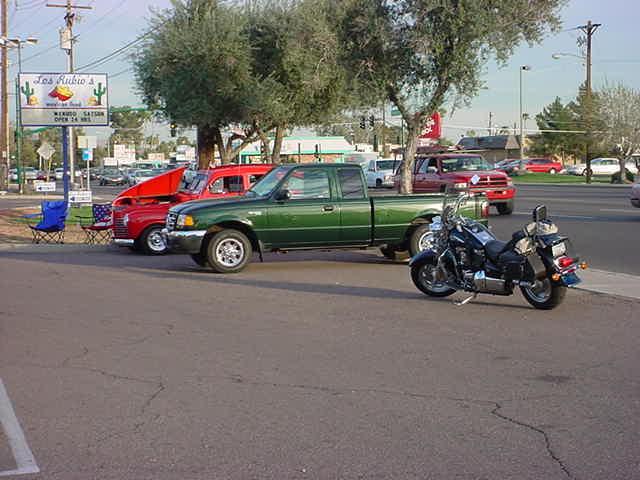My green truck club 2001 Ford Ranger