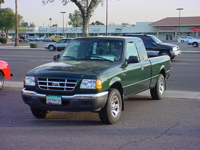 The Green Truck Club