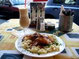 @ U Maxima - main course + coffee
