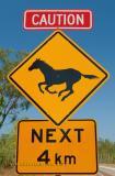 Australian Roadsign