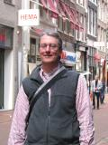 Peter in Amsterdam