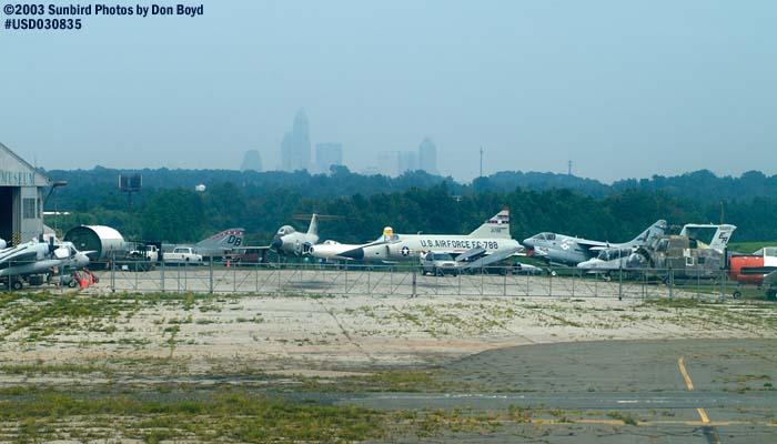 Carolinas Air Museum military aviation stock photo #6582