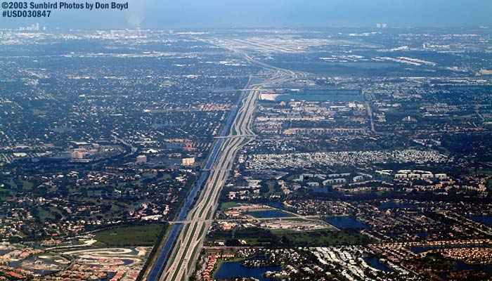 I-595  from  west  to  east  (#6595)