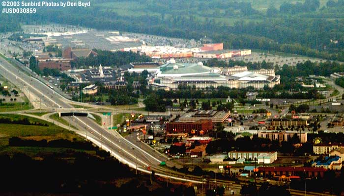 Opryland  Hotel  complex  and  Opry  Mills  (#6116)