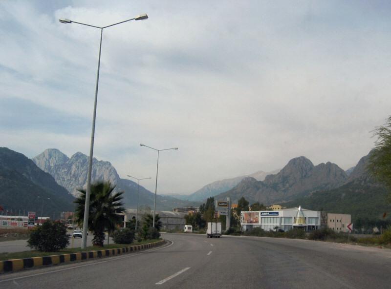 From Antalya to Aspendos Theater