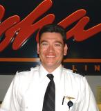 Chris - First Officer