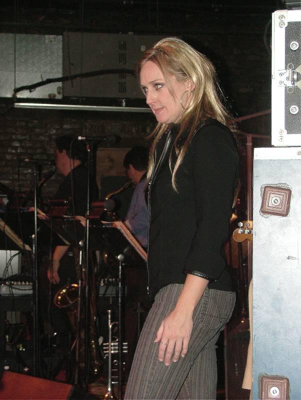 Lori Hall- vocals