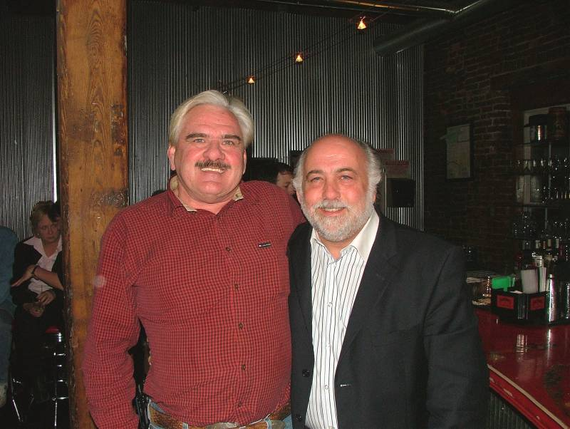 Steve Cavanah AND Joe Tatro