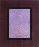 Amish Center Square quilt c.1930