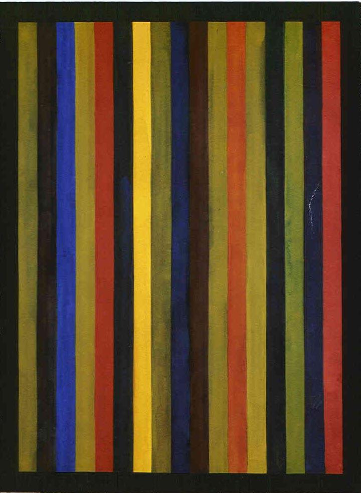 Sol Lewitt-stripes