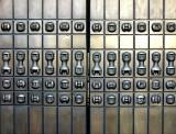 Telephone Company Doors
