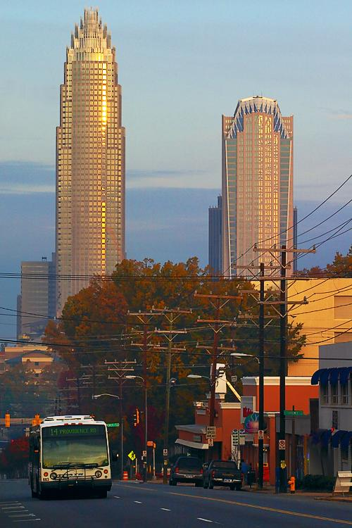 City at Dawn - POTW