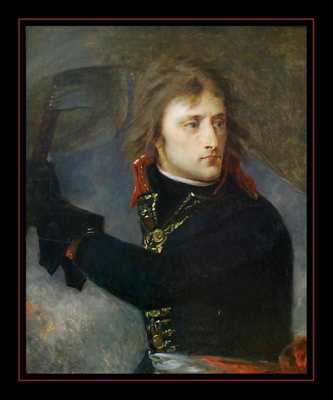 Bonaparte au Pont dArcolle (1796) par Jean-Antoine GROS