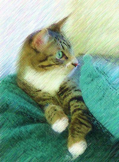 Pencil Sketch Virtual Painter