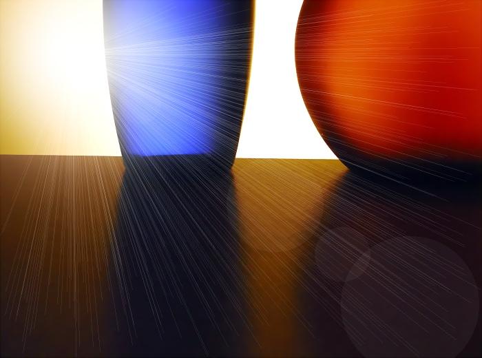 bluen amber