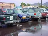 official meeting of The Green Truck Club
